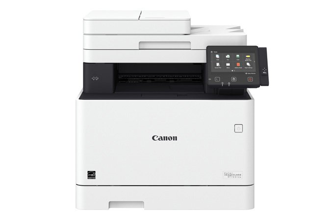 Canon Imageclass Mf733cdw Color Multifunction Copier