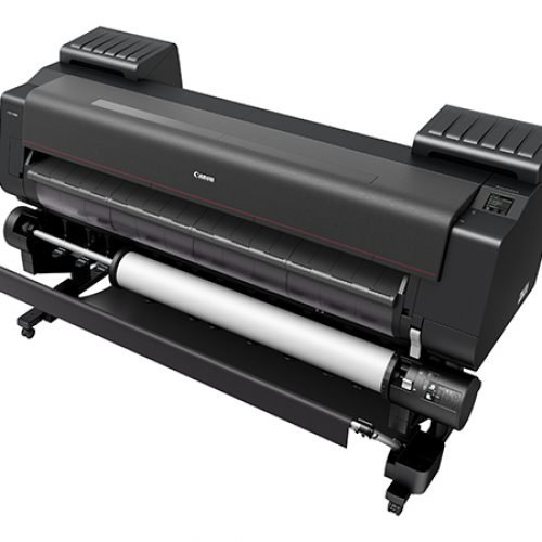 Canon imagePROGRAF PRO-6000 dual roll overhead front right