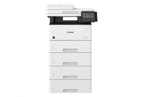 Canon imageCLASS MF525dw front with 4 drawers