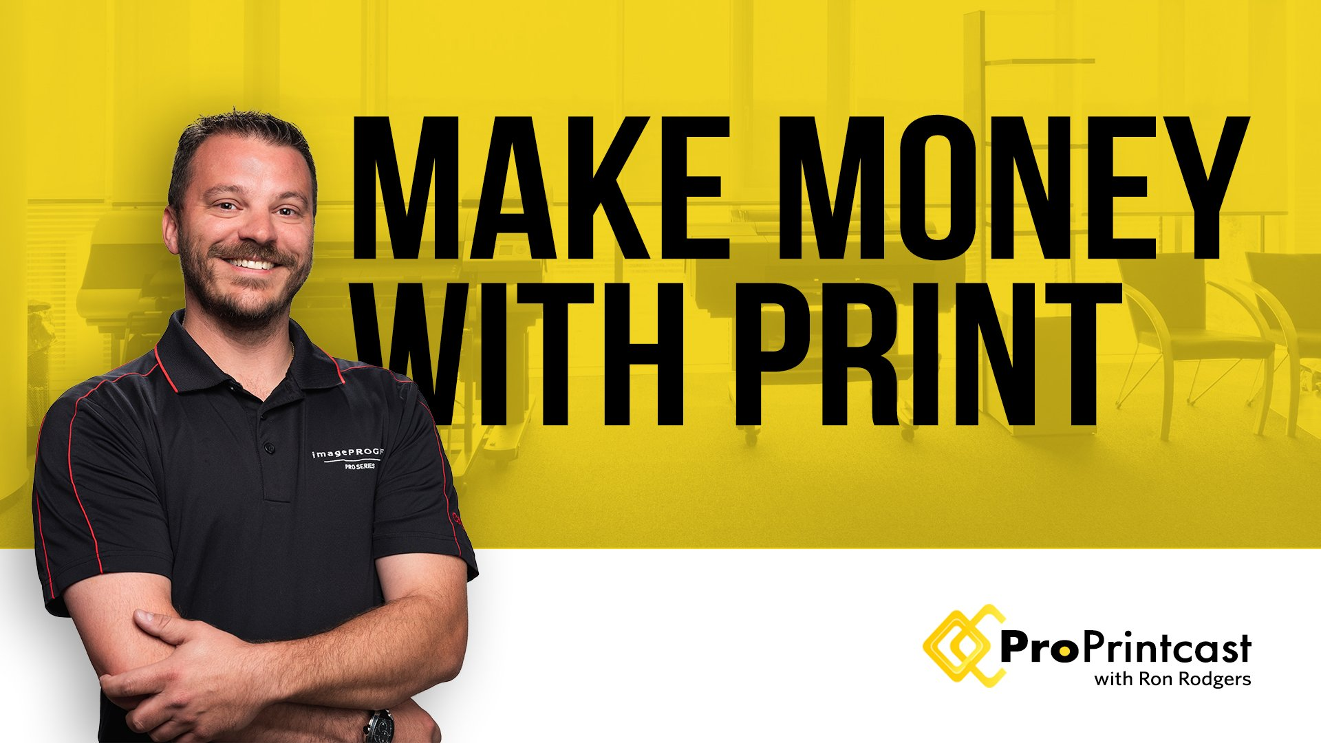 Make Money With Print Cover V1