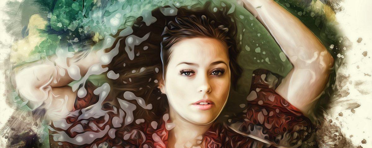 pigment ink image