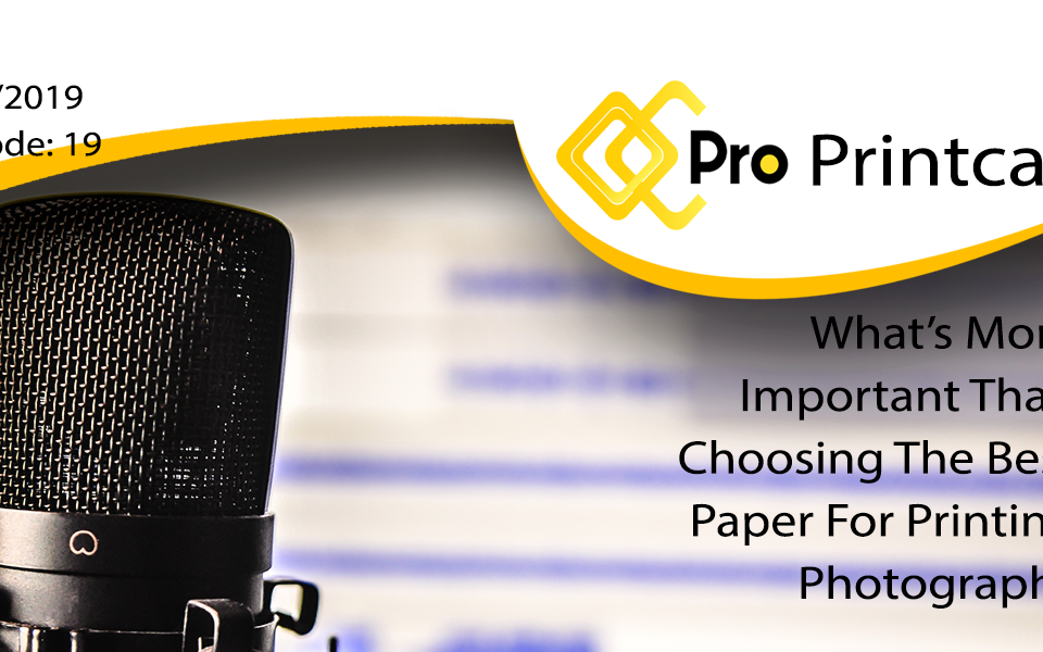 What's More Important Than Choosing The Best Paper For Printing Photographs